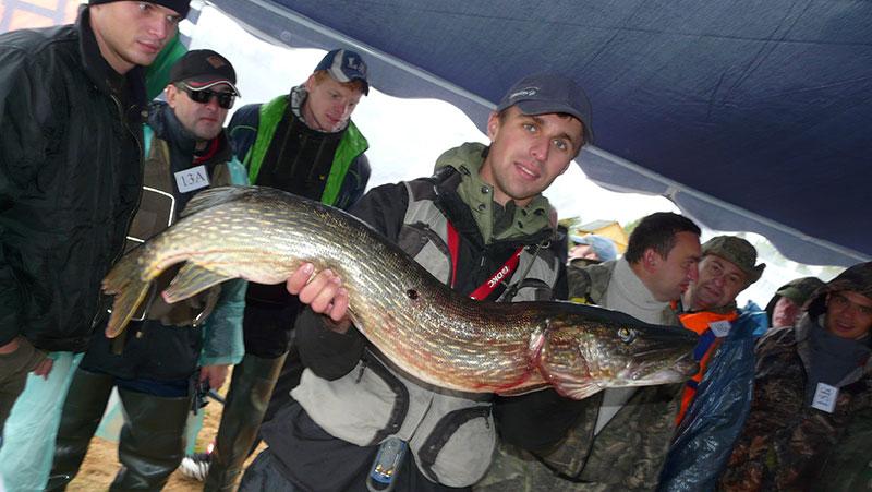 рыболовные соревнования в твери